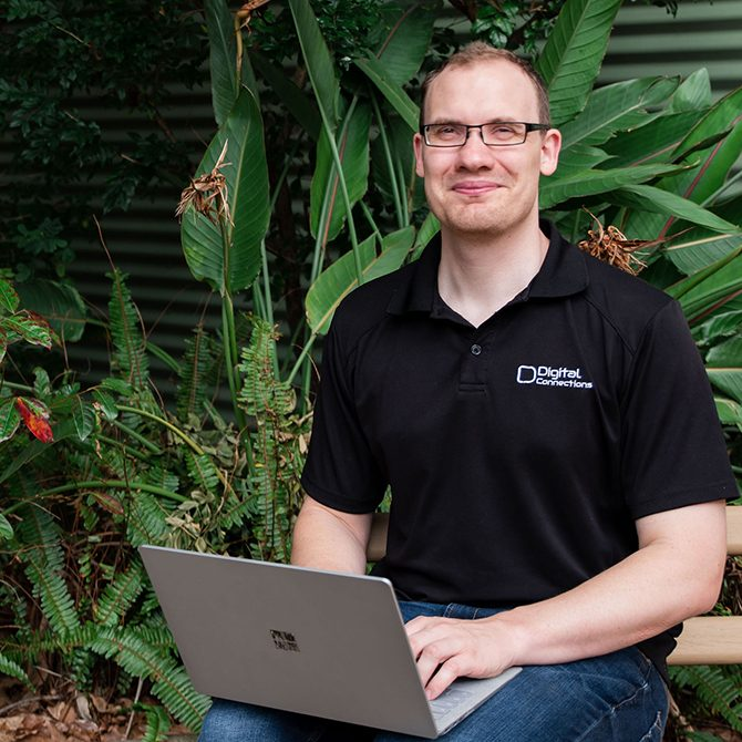 Business IT Support Specialist Craig